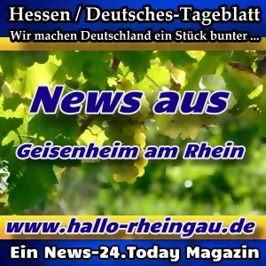 Hallo Rheingau - Geisenheim am Rhein - Aktuell -
