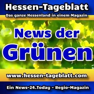 News-24.Today - Hessen-Tageblatt - Grüne Politik - Aktuell -