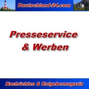 Presseservice und Werben - Deutschland-24.com