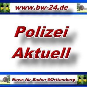 BW-24.de - Polizei - Aktuell -