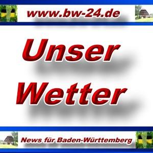 BW-24.de - Wetterbericht - Aktuell -