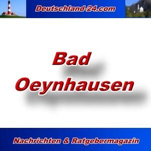 Deutschland-24.com - Bad Oeynhausen - Aktuell -
