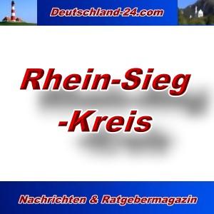 Deutschland-24.com - Rhein-Sieg-Kreis - Aktuell -
