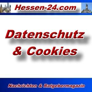 Hessen-24 - Cookies und Datenschutz -