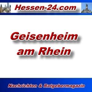 Hessen-24 - Geisenheim am Rhein - Aktuell -