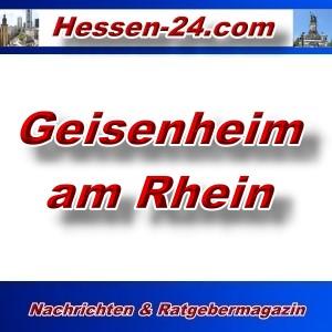 Hessen-24 - Geisenheim am Rhein - Aktuell
