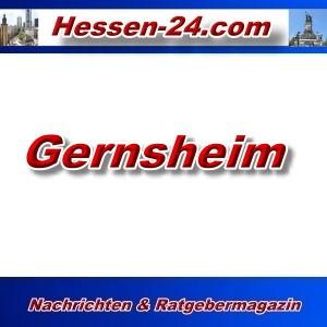 Hessen-24 - Gernsheim - Aktuell -