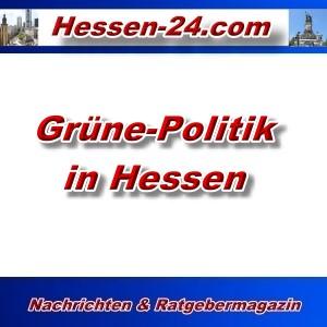 Hessen-24 - Grüne in Hessen - Aktuell -