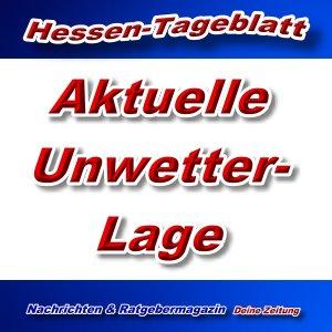 Hessen-Tageblatt - Unwetterwarnung - Aktuell -