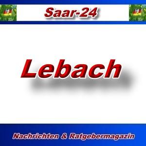 Saar-24 - Lebach - Aktuell -
