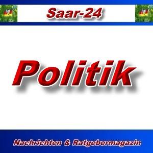 Saar-24 - Politik im Saarland - Aktuell -