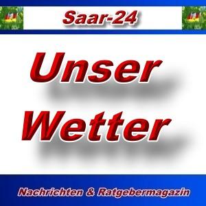 Saar-24 - Saarland-Wetter - Aktuell -