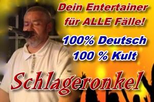 Schlageronkel- Dein Entertainer