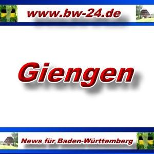BW-24.de - Giengen - Aktuell -
