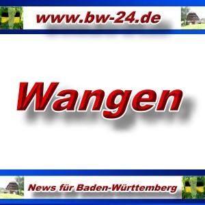 BW-24.de - Wangen - Aktuell -