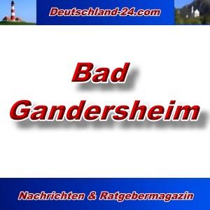 Deutschland-24.com - Bad Gandersheim - Aktuell -