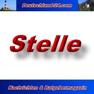 Deutschland-24.com - Stelle - Aktuell -