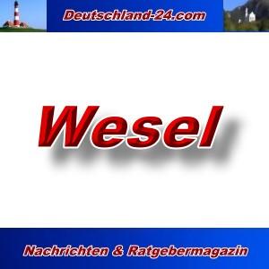 Deutschland-24.com - Wesel - Aktuell -