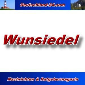 Deutschland-24.com - Wunsiedel - Aktuell -