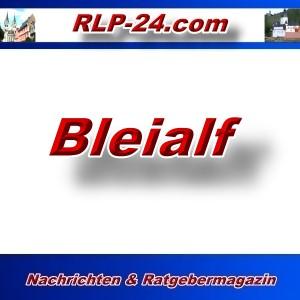 RLP-24 - Bleialf - Aktuell -