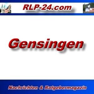 RLP-24 - Gensingen - Aktuell -