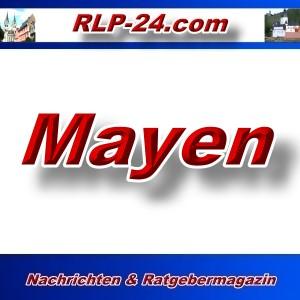 RLP-24 - Mayen - Aktuell -