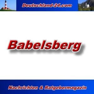 Deutschland-24.com - Babelsberg - Aktuell -