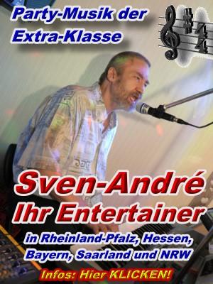 Sven-Andre - Der Partymusiker vom Mittelrhein