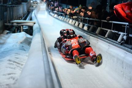 TV total Wok-WM rast wieder nach Innsbruck