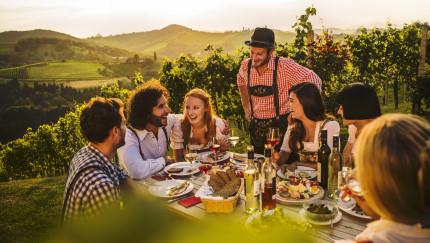 Das šsterreichische Weinjahr 2014