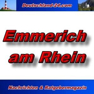 Deutschland-24.com - Emmerich am Rhein - Aktuell -