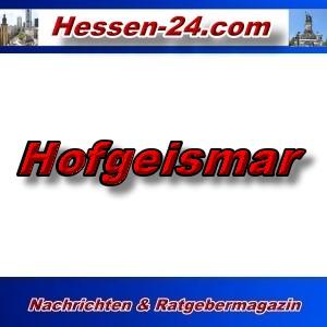 Hessen-24 - Hofgeismar - Aktuell -