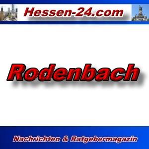 Hessen-24 - Rodenbach - Aktuell -