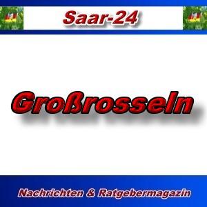 Saar-24 - Großrosseln - Aktuell -