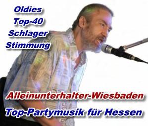 Banner Neu - Alleinunterhalter Wiesbaden -