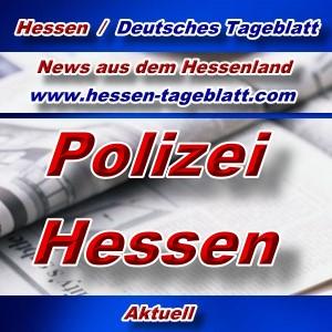 Hessen-Deutsches-Tageblatt - Polizei Hessen - Aktuell -