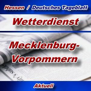 Hessen-Deutsches-Tageblatt - Wetter in Mecklenburg-Vorpommern -