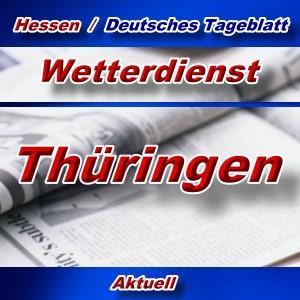 Hessen-Deutsches-Tageblatt - Wetter in Thüringen -