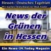 Hessen-Deutsches - Grüne in Hessen - Aktuell -