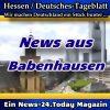 Hessen-Deutsches - News aus Babenhausen - Aktuell -