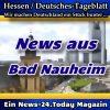 Hessen-Deutsches - News aus Bad Nauheim - Aktuell -