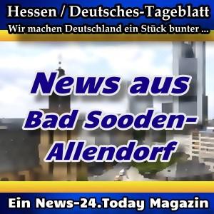 Hessen-Deutsches - News aus Bad Sooden-Allendorf - Aktuell -