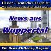 Hessen-Deutsches - News aus Wuppertal - Aktuell -