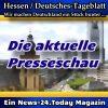 Hessen-Deutsches - Unsere aktuelle Presseschau -
