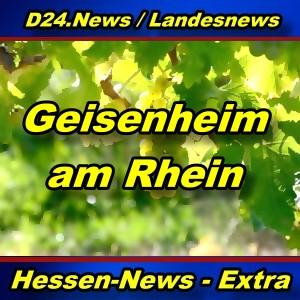 Hessen-News - Geiseheim am Rhein - Aktuell -