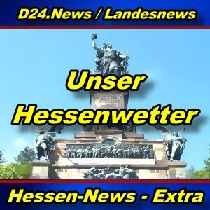 Hessen-News - Wettervorhersage - Aktuell -