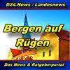 Landesnews - Nachrichten aus Bergen auf Rügen - Aktuell -