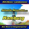 Landesnews - News aus Hamburg -