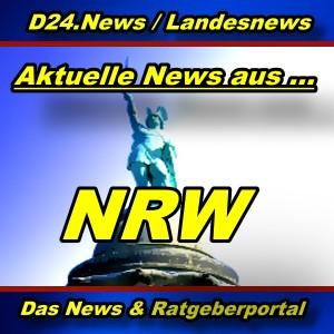 Landesnews - News aus NRW -