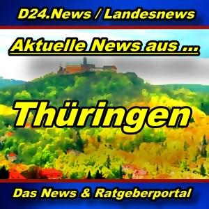 Landesnews - News aus Thüringen -